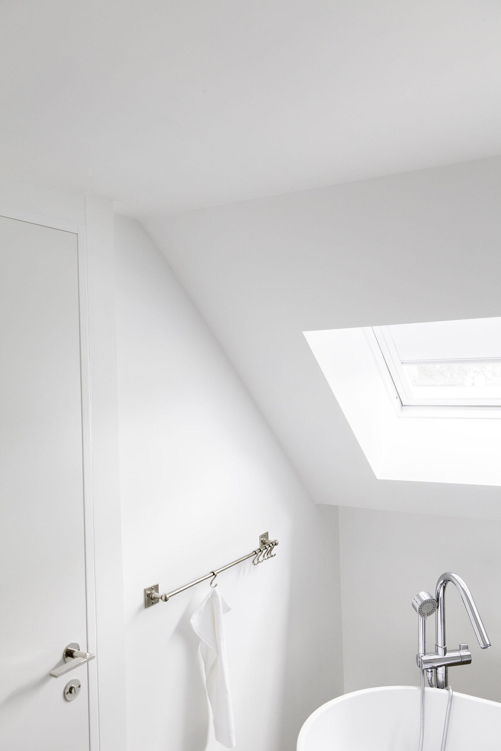 Dauby deurbeslag in Wit Brons - Tom Lenaerts