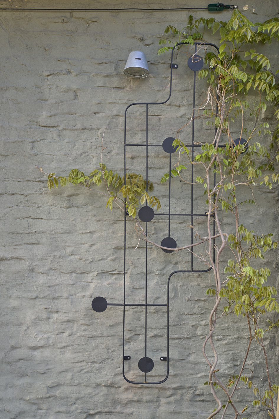 Planten klimrek D&M deco