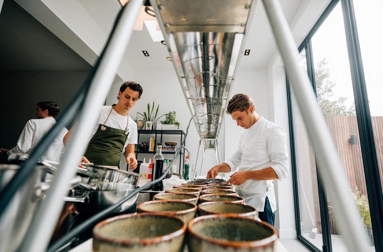 Keuken Hemmat Catering bij Fabriek 61